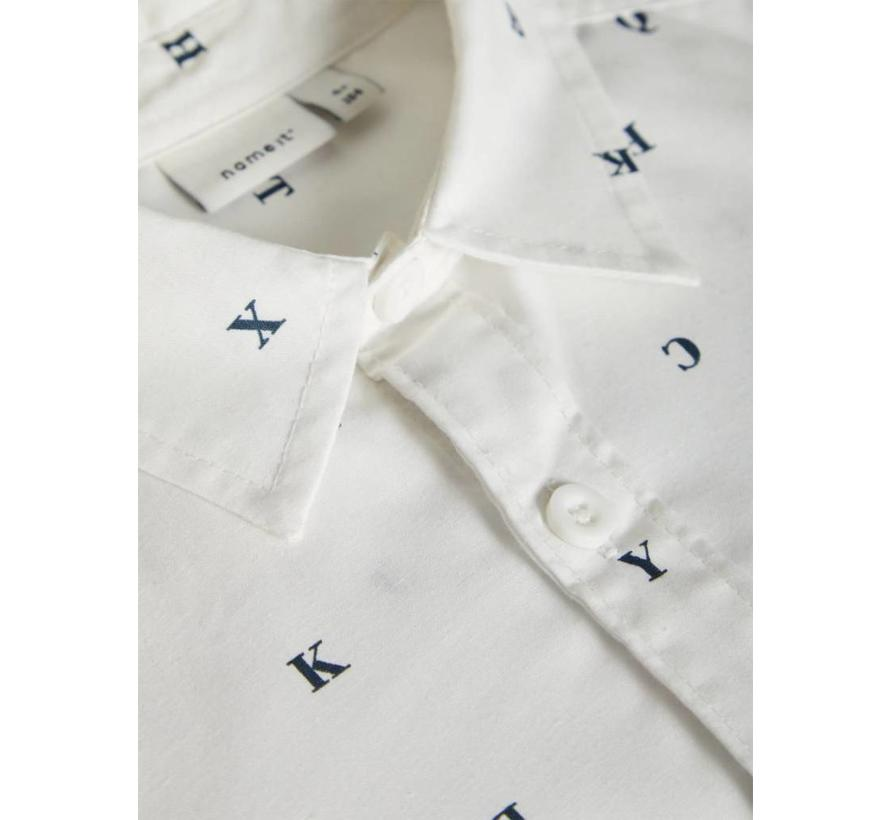 overhemd vanaf maat 80