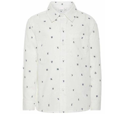 Name it overhemd vanaf maat 80