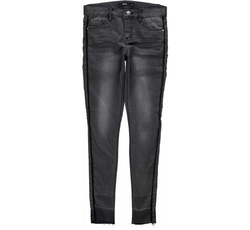 LMTD 13158377 nlfpil jeans dark grey denim