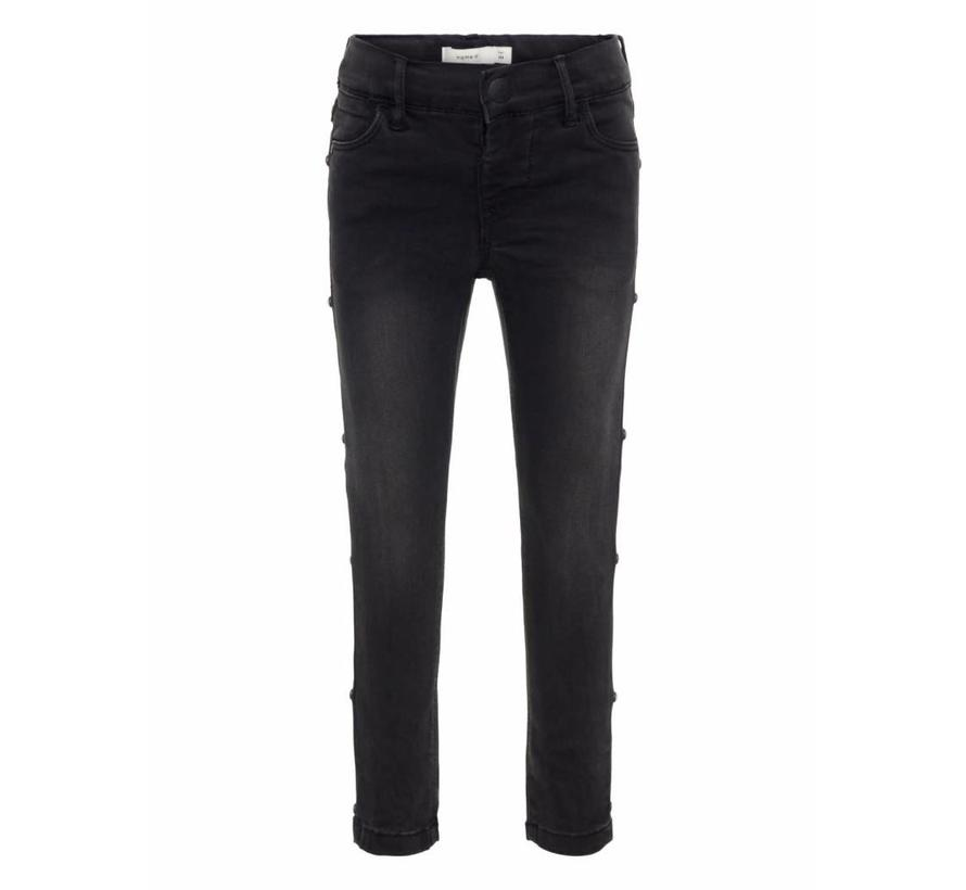 13158325 Nmfpolly dnmabecky black denim