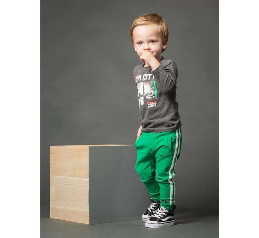 Matthijs broek green