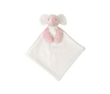 BAMBAM Pink Elephant Tuttle ROZE in giftbox