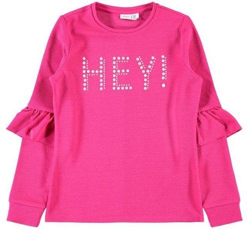 Name it NKFROXANNE LS TOP 13160333 virtual pink