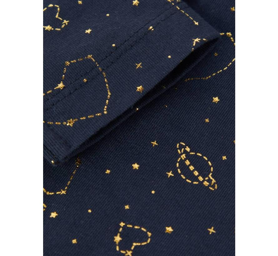 13159627 Nbfristar legging dark sapphire