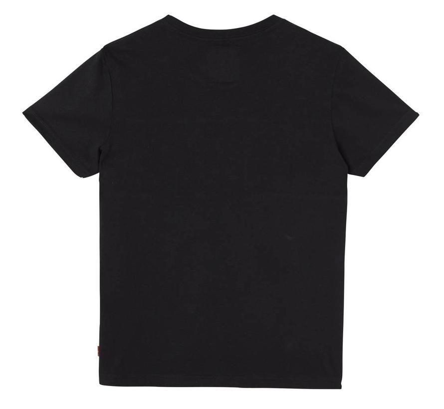 Levis boys tshirt NN10007 black