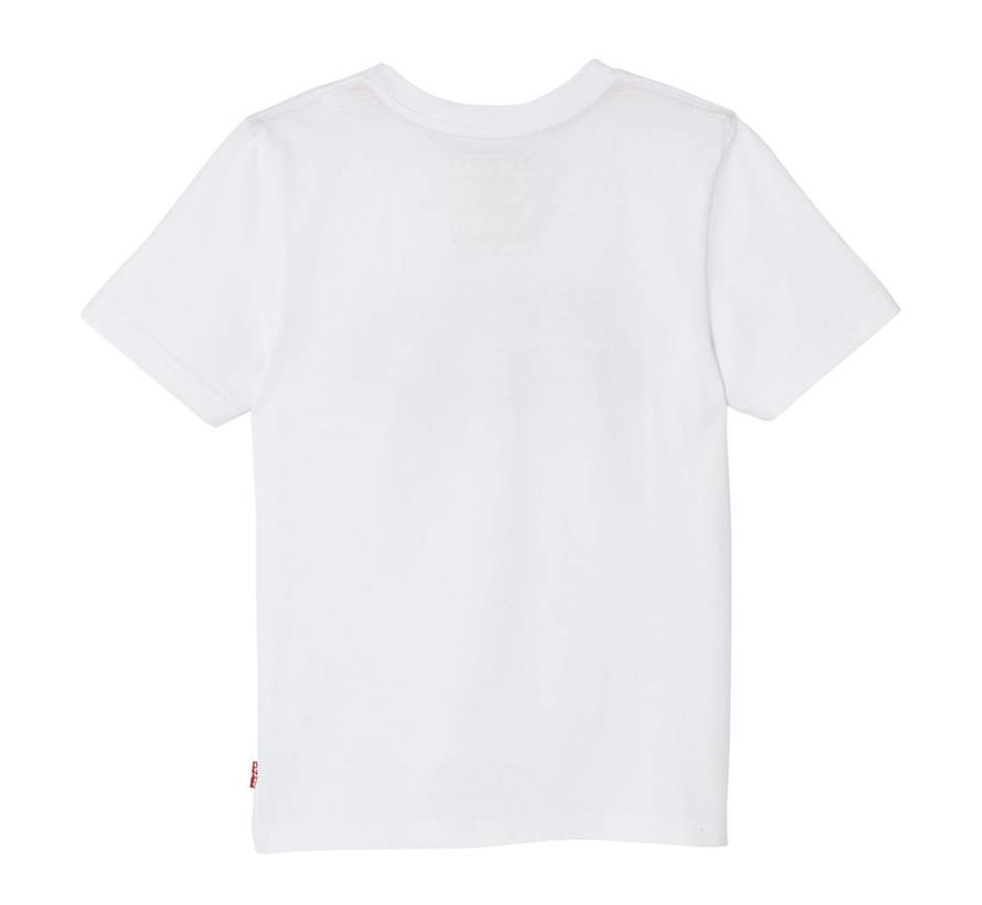 Levis boys tshirt NN10057 white