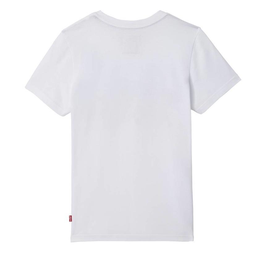 Levis boys tshirt NN10087 white