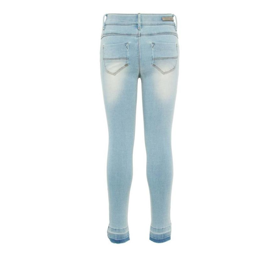 13160488 Nkfpolly light blue denim