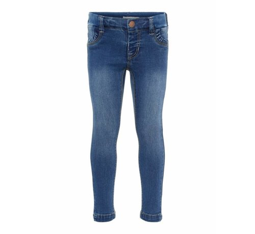 Name it 13160806 Nmfpolly dnmtrilla 2155 pant Medium blue denim