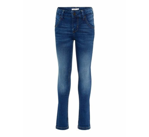 Name it 13160453 Nkmtheo Dnmtogo 3152 pant dark blue denim