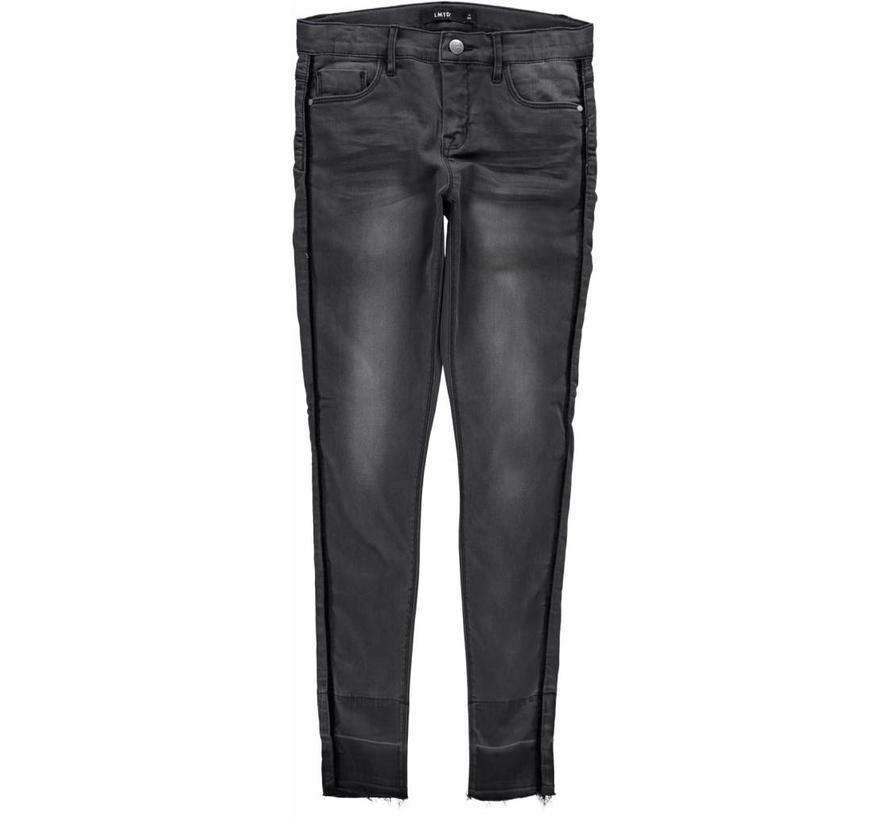 13158377 nlfpil jeans dark grey denim
