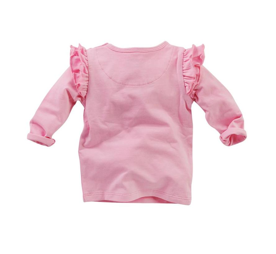 Ceres longsleeve pretty pink