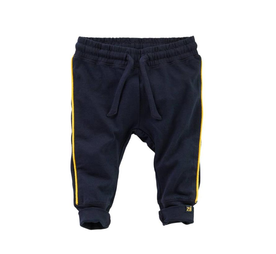 Mercurius pant navy