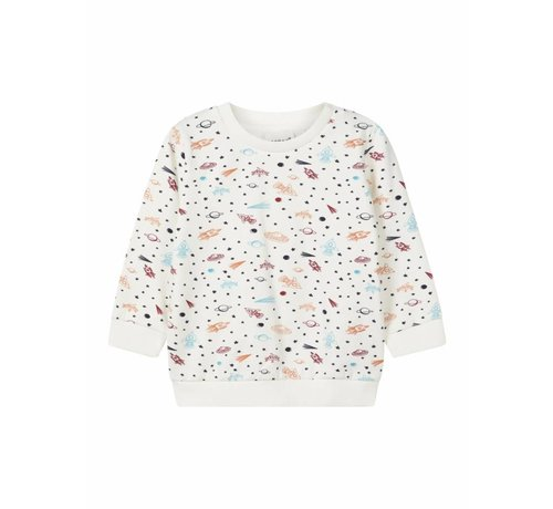 Name it 13159321 Nbmremme sweater snow white