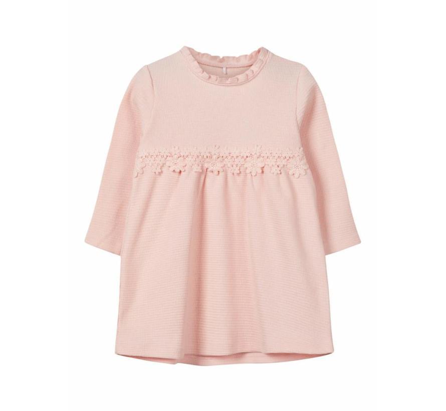 13160632 Nbfbonny dress strawberry cream