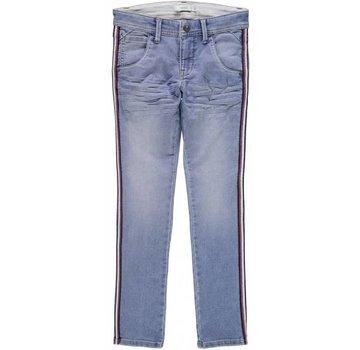 Name it SALE 13166072 Nkmtheo Dnmatom 1169 pant light blue denim