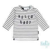 Feetje 51601206 Sweater streep Made with love