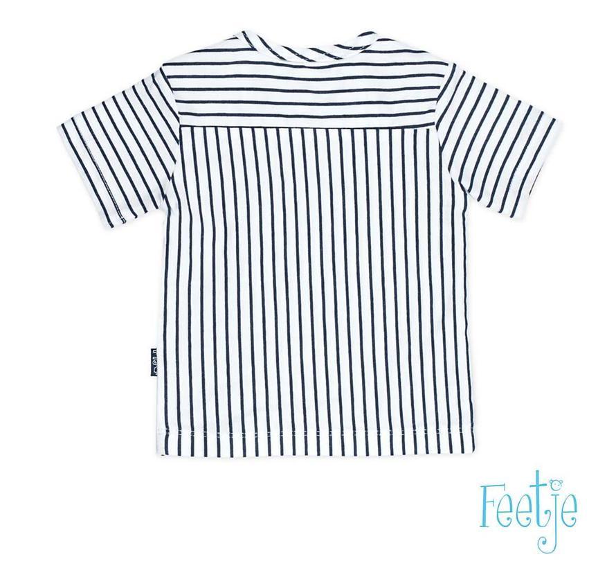 51700491 t-shirt streep captain cool