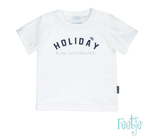 Feetje 51700494 t-shirt holiday captain cool