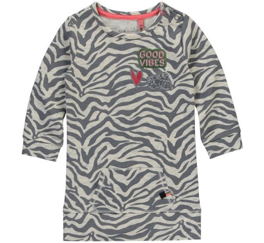 Rafaella grey zebra