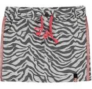 Quapi Serra grey zebra rokje