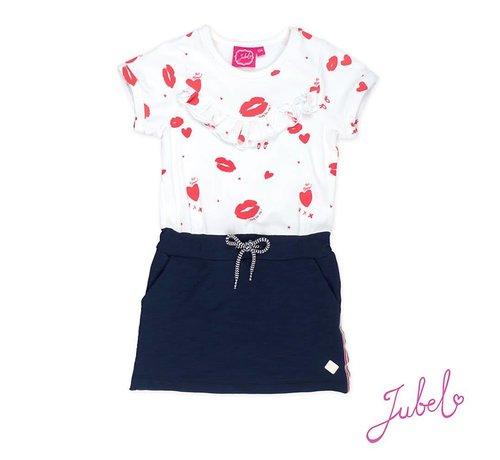Jubel 91400215 jurk white
