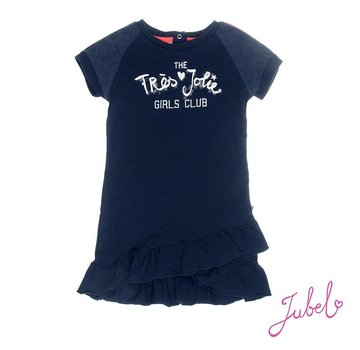 Jubel 91400216 jurk navy