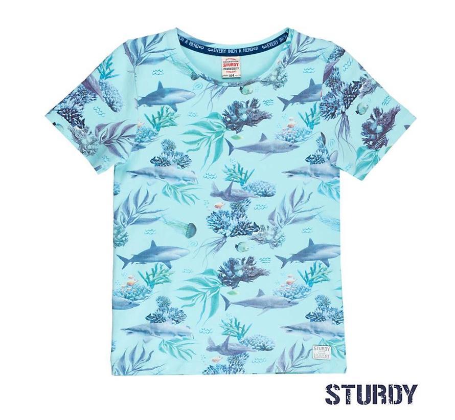 71700240 t-shirt mint