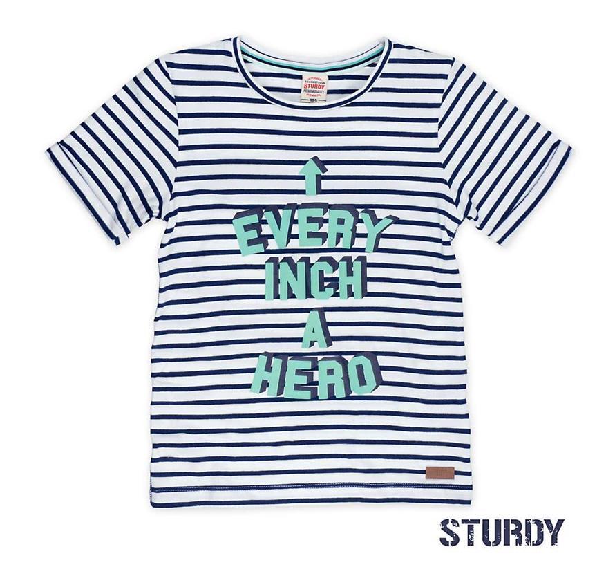 71700239 t-shirt indigo