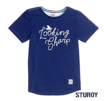 Sturdy 71700233 t-shirt indigo