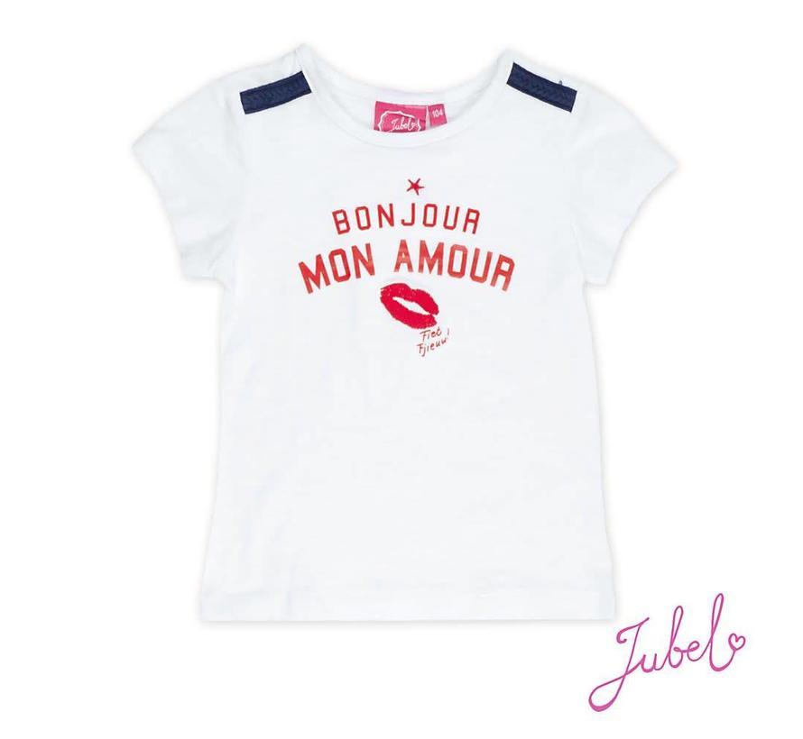 91700206 t-shirt white