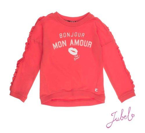 Jubel 91600189 sweater red