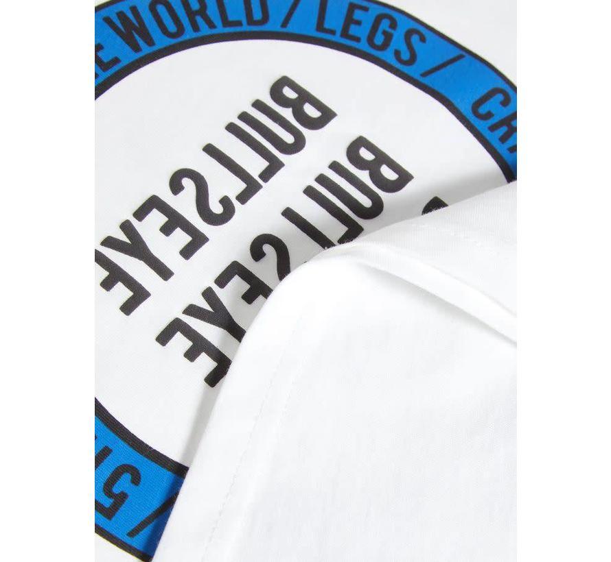 13162426 Nlmvictorbos T-shirt White