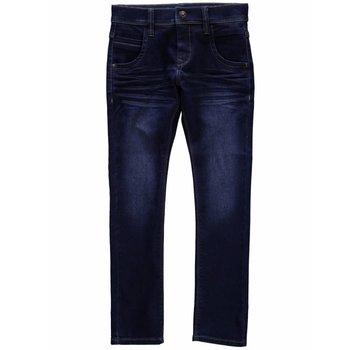 Name it 13142285 Nittax dnm pant nmt noos dark blue denim