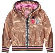 Quapi Sarella jacket silver gold