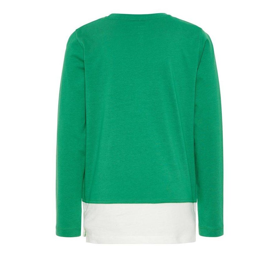 13160943 Nkmhapppy jap long top medium green