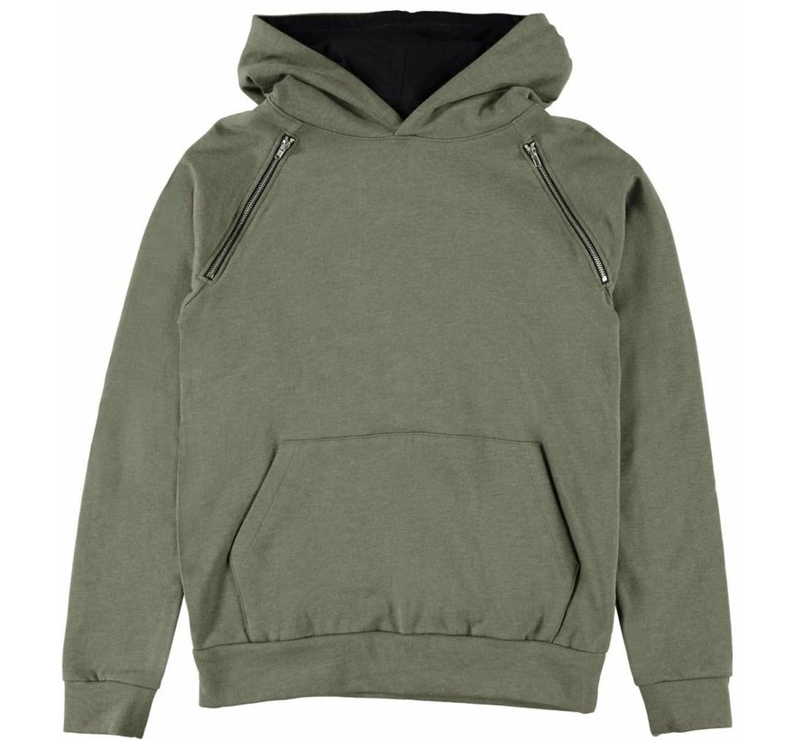SALE 13159847 Nlmolauge sweater ivy green