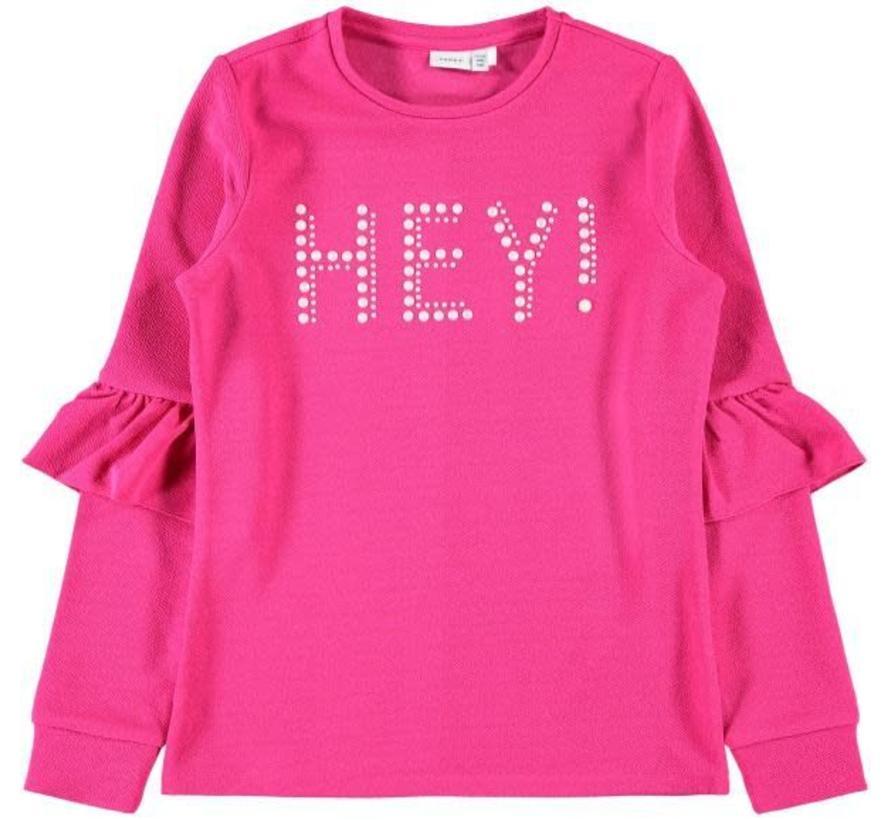 NKFROXANNE LS TOP 13160333 virtual pink