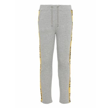 Name it 13167373 NKMSXANDER SWE PANTS grey