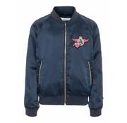 Name it 13161605 Nkfmy bomber jacket dark sapphire