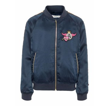 Name it 13161605 Nkfmy bomber jacket dark sapphire