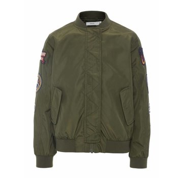 Name it 13161767 Nkmmars bomber jacket ivy green