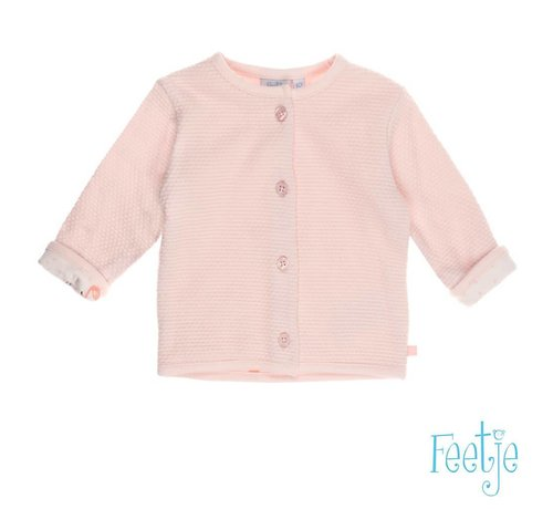 Feetje 51300302 jacket pink
