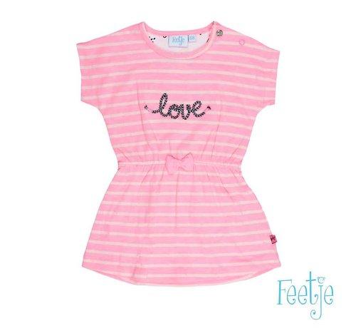 Feetje 51400250 dress pink