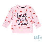 Feetje 51601238 sweater pink