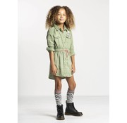 Quapi Sanna dress dusty olive