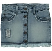 Quapi SALE Soraya denim skirt light denim