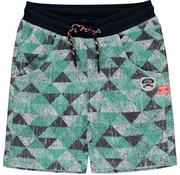 Quapi SALE Siem ocean green triangle