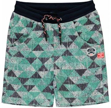 Quapi Siem ocean green triangle