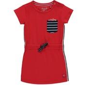 Quapi Riva dress rouge red
